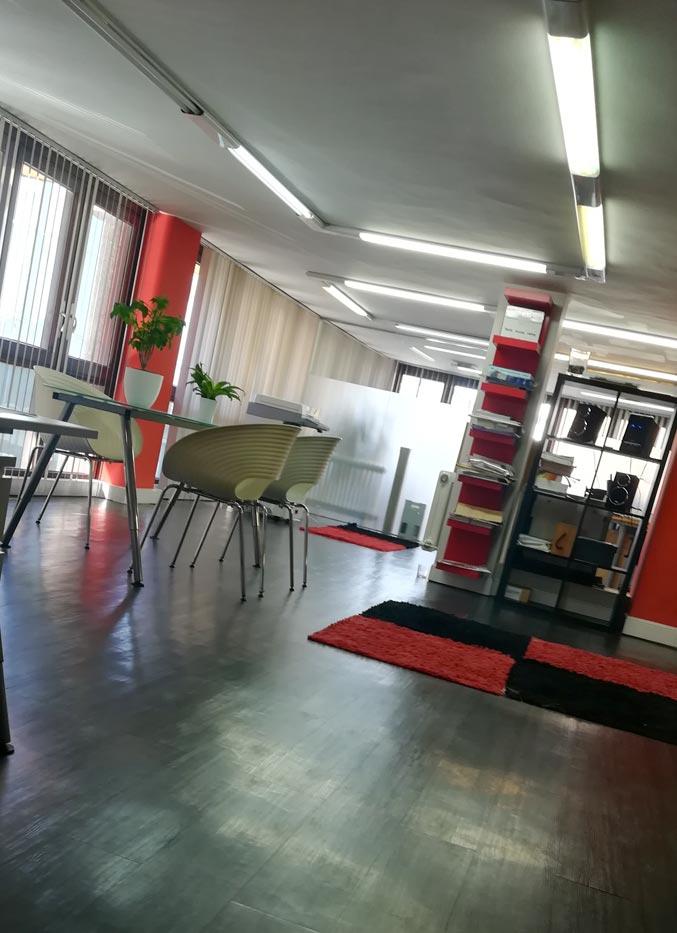 Ekhi Studio oficina